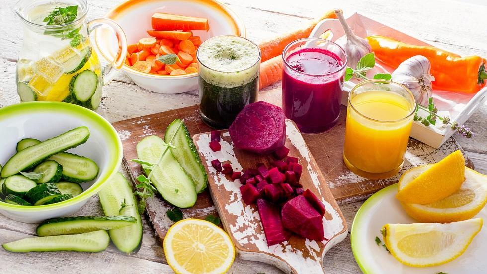 Detoxifierea ficatului in 9 zile. Metoda simpla si rapida, cu alimentele indicate de medici