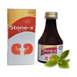 stone x
