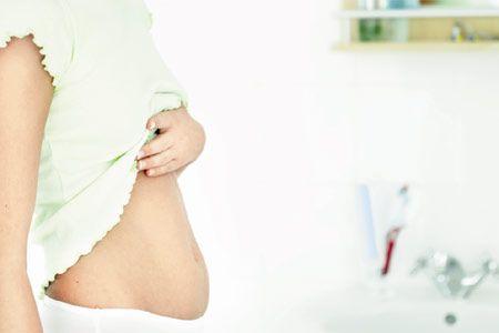 cervical cancer and bloating