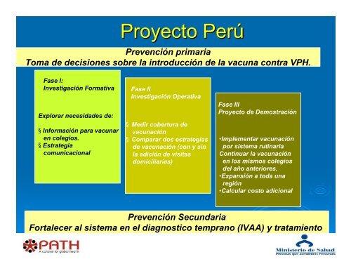 virus del papiloma humano tratamiento peru)