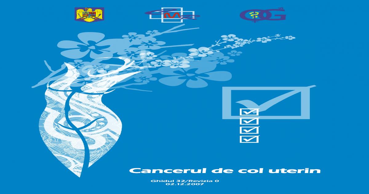 cancer col uterin recidivat)