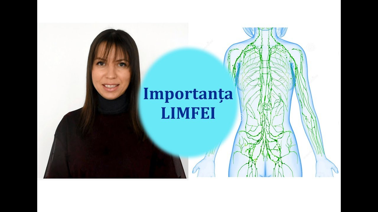 Tratamente naturiste pentru DETOXIFIEREA si drenarea LIMFEI
