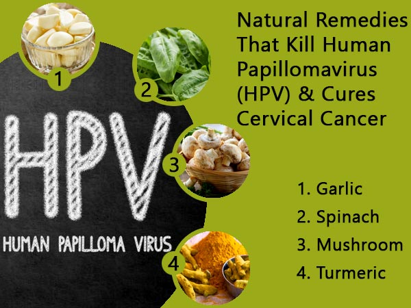natural treatment of human papillomavirus