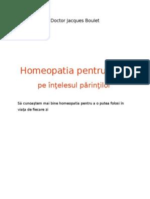 tratament homeopat oxiuri