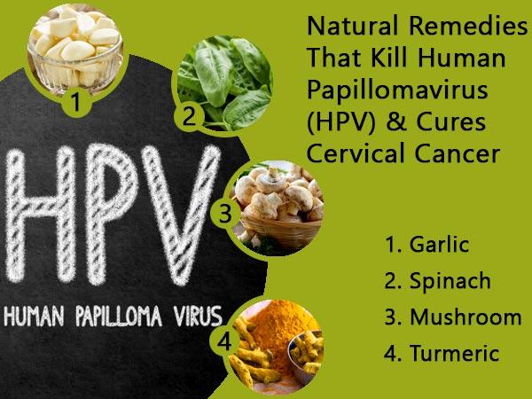 hpv virus natural treatments)