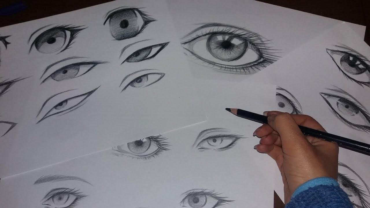 anemie ochi