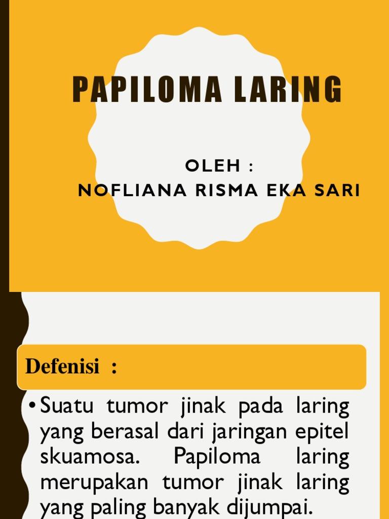 eksisi papiloma adalah
