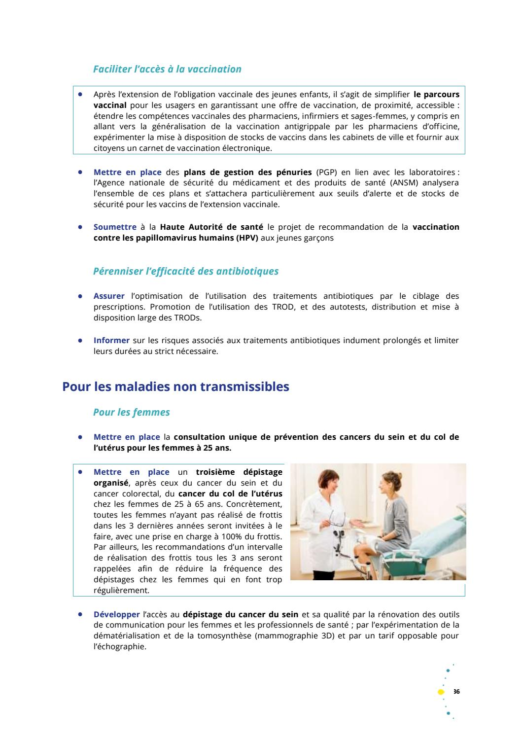 papillomavirus et antibiotiques)