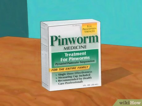 medicamentos para tratar oxiuros
