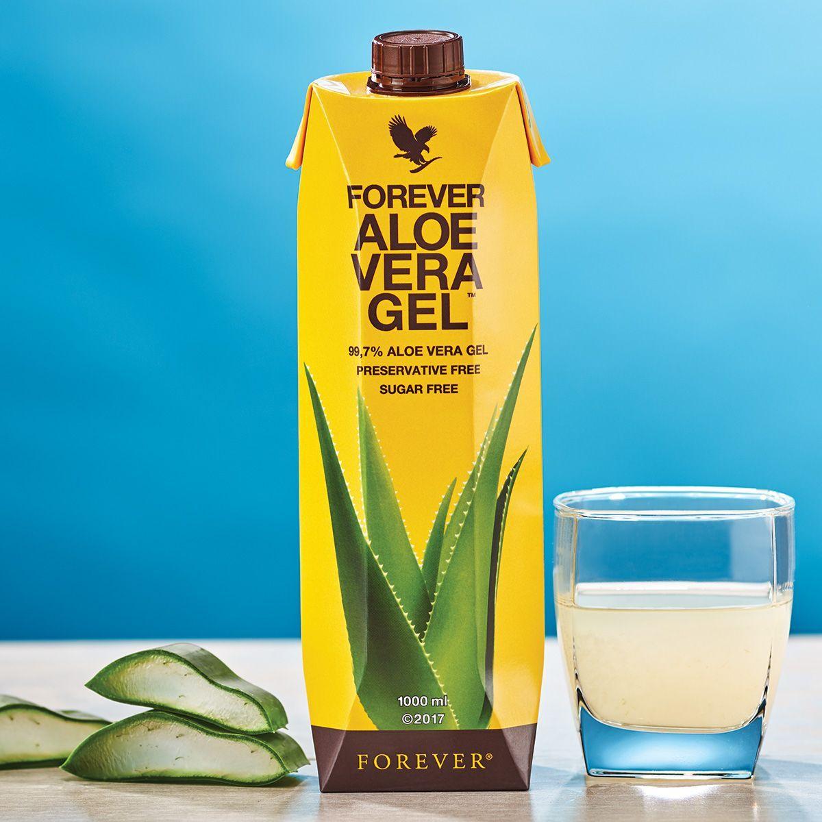 forever aloe vera-detoxifiere