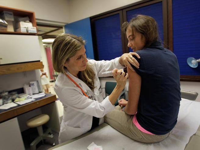 vaccino papilloma virus dolore al braccio)