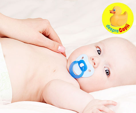 tratament raceala bebelusi