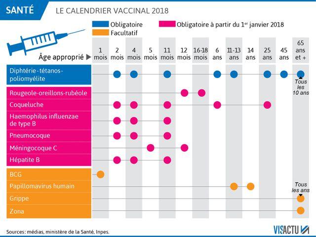 calendrier vaccinal papillomavirus)