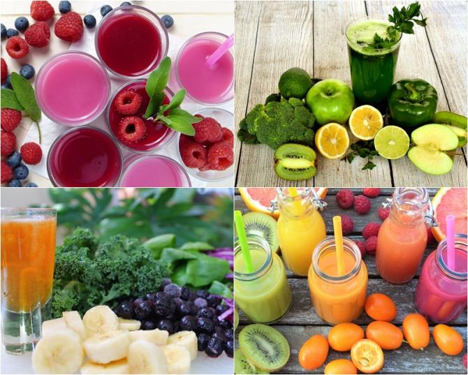 Cele mai bune 8 alimente pentru detoxifierea organismului
