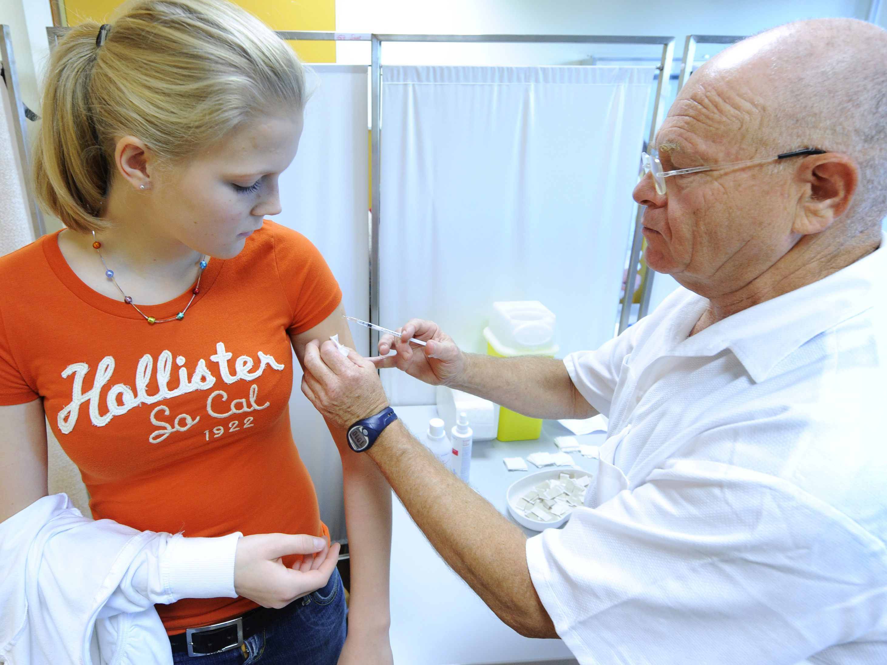 hpv impfung gratis)