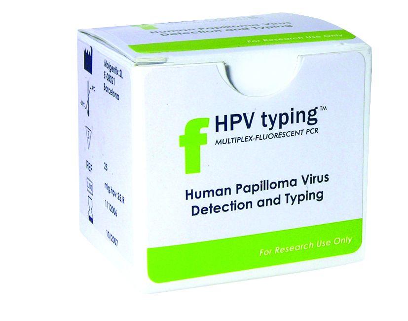 human papillomavirus pcr