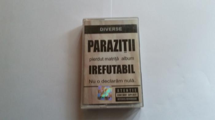 Parazitii - Irefutabil [ Full Album ]