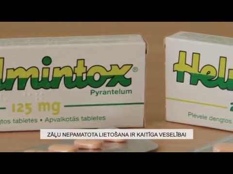helmintox utilisation)