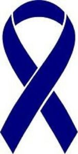colorectal cancer ribbon color)