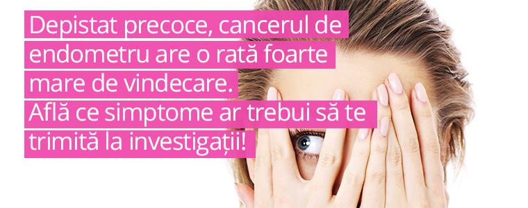 se poate vindeca cancerul de endometru)