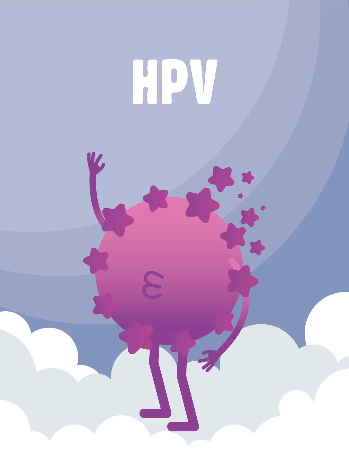 hpv regular warts
