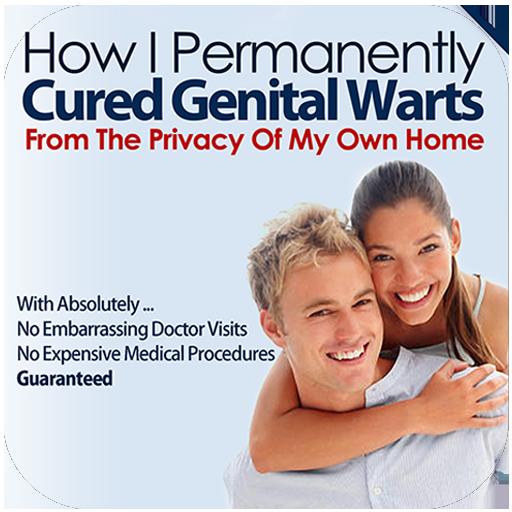 warts genital treatment home