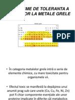 Metalele grele