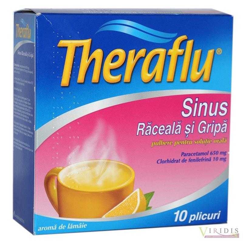 tratament pentru raceala si gripa)