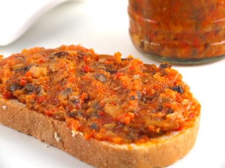 ciuperci zacusca)