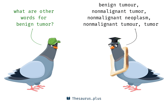 benign cancer synonym