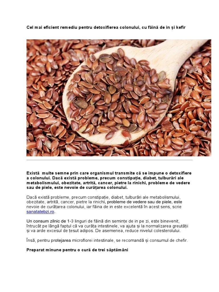 detoxifierea totala a pancreasului)
