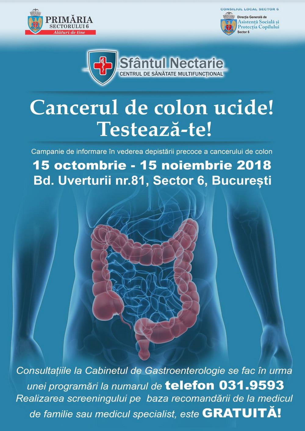cancer de colon la batrani)
