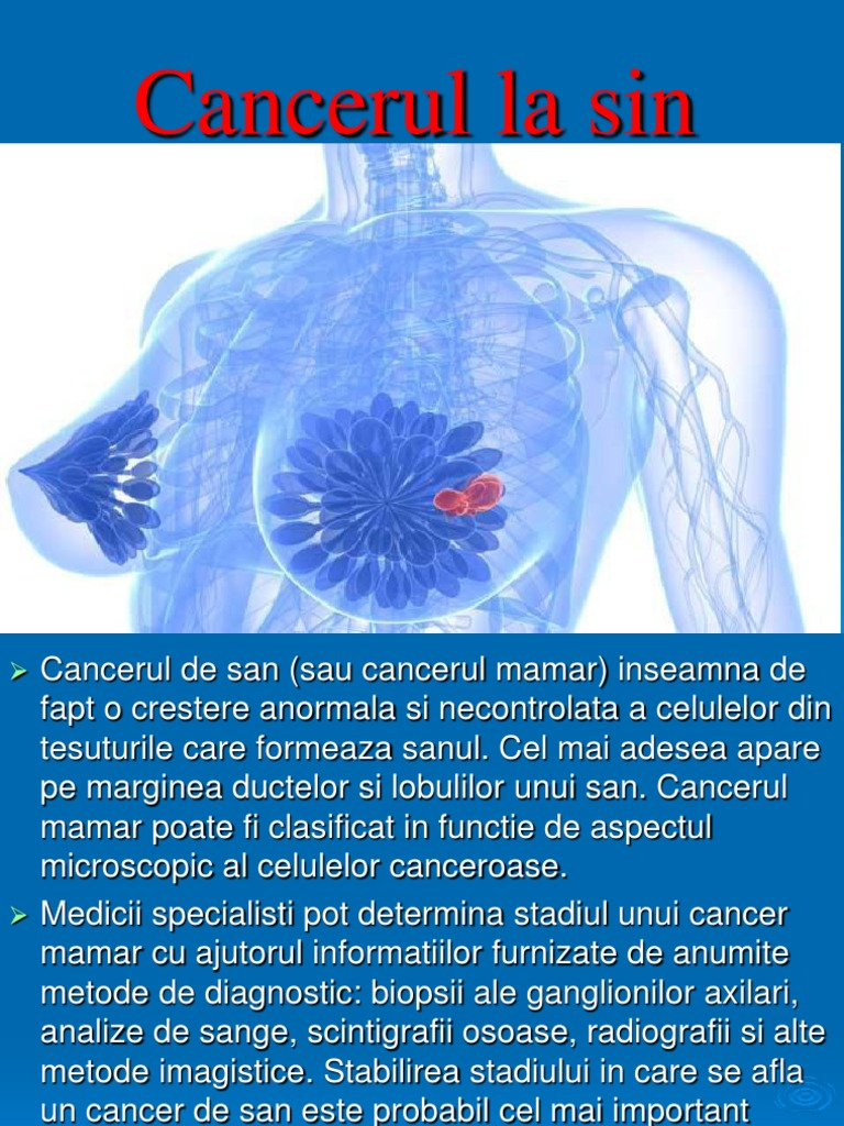 cancer de san inoperabil