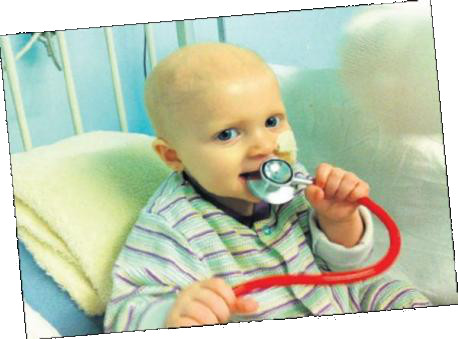 abdominal cancer child)