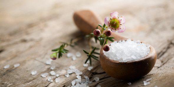 Cura cu SARE AMARA: curata colonul si elimina pietrele la fiere