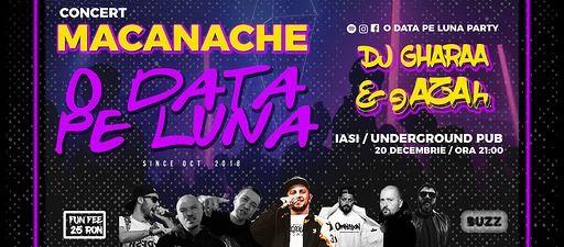 15 Noiembrie / Concert Parazitii / Cluj / Euphoria Music Hall