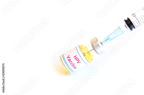 injection human papillomavirus vaccine)