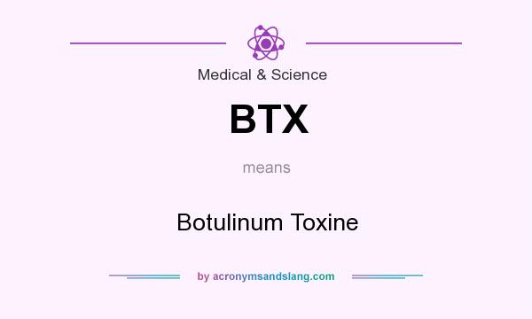 a toxine meaning)