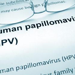 presenza di dna di papilloma virus umano (hpv))