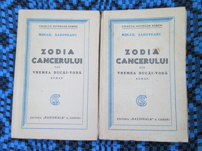 Zodia Cancerului Mihail Sadoveanu ( Referat ) - Comentariu