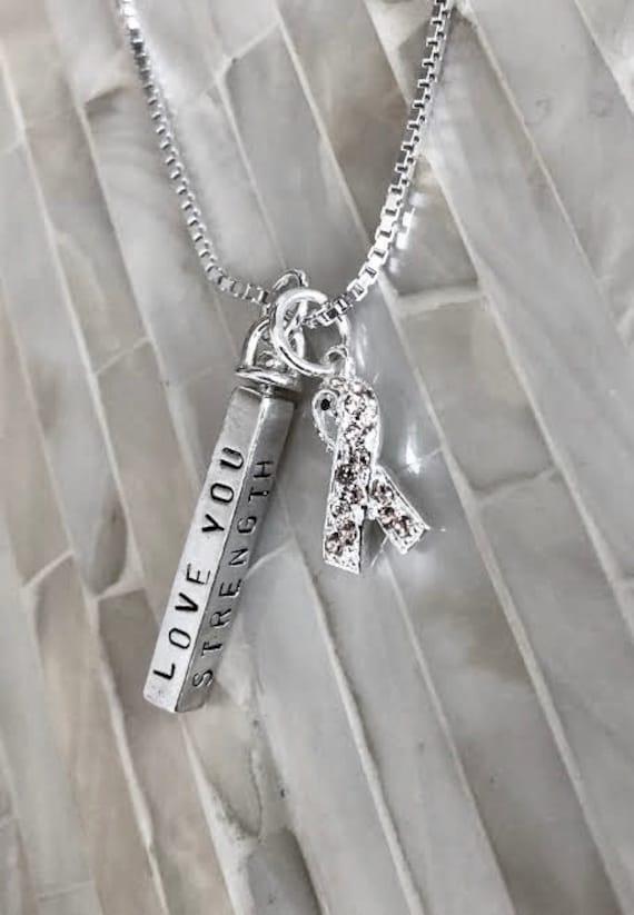 uterine cancer jewelry