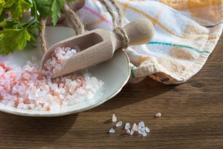 detoxifiere cu sare de himalaya