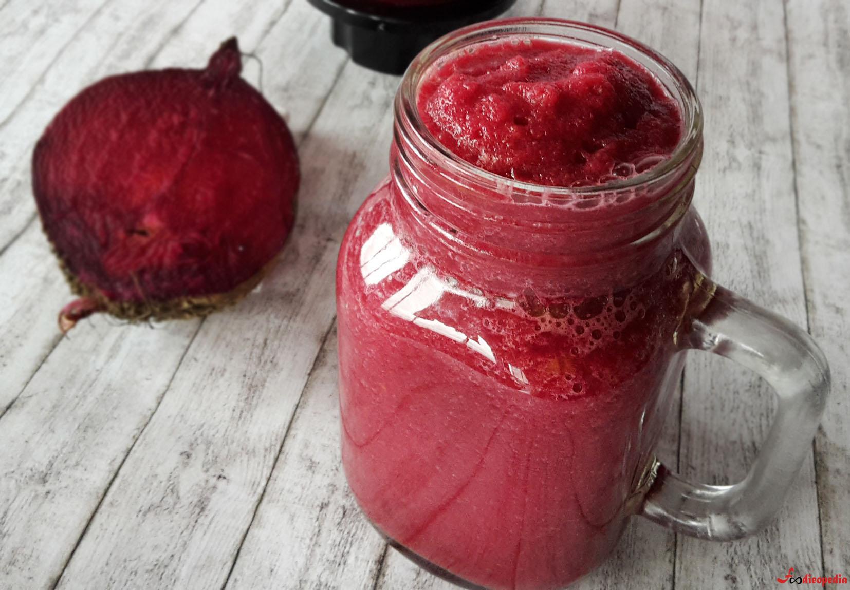 detoxifiere cu sfecla rosie)