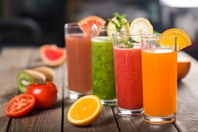 detoxifierea ficatului cu sucuri naturale
