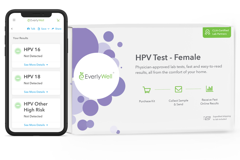 hpv high risk blood test