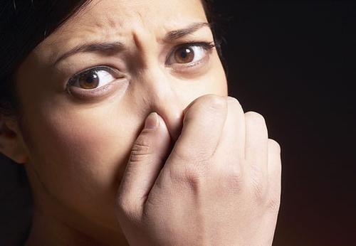 gura urat mirositoare tratament