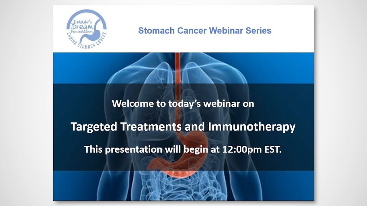 gastric cancer immunotherapy)