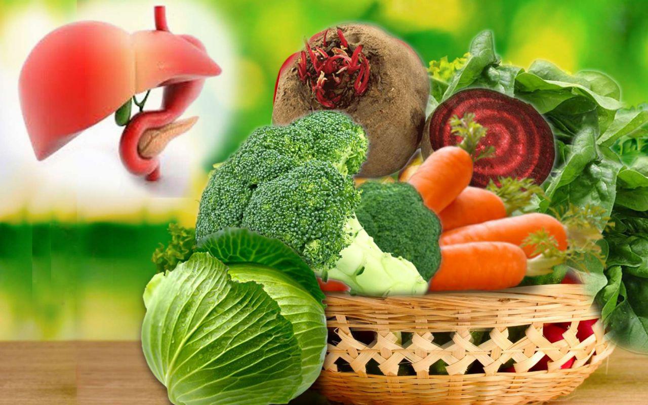 Alimente care ajută la curățarea ficatului în mod natural