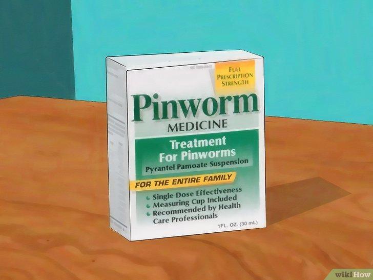 medicamentos para combatir oxiuros)