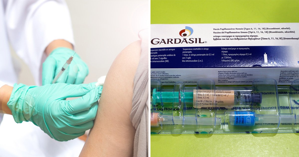 hpv vaccine eradicating cervical cancer parazitii intestinali limbricii